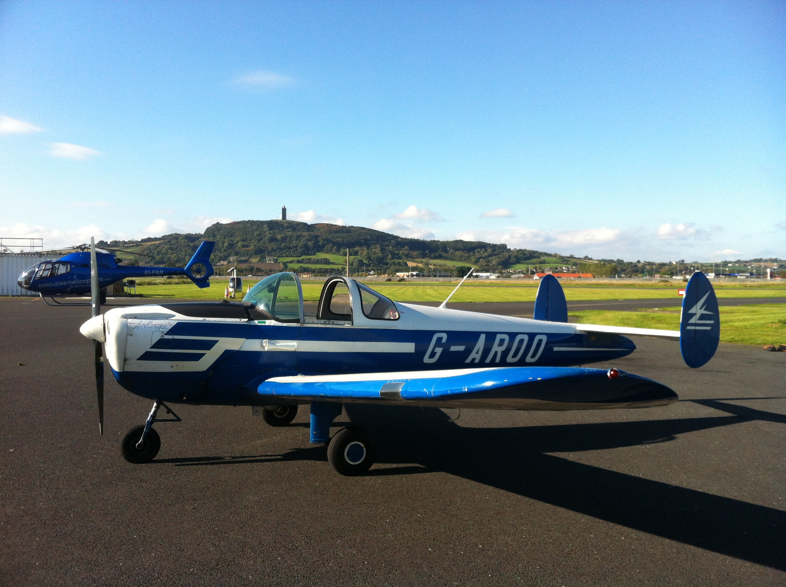 Ulster Flying Club - Flying Lessons in Northern Ireland